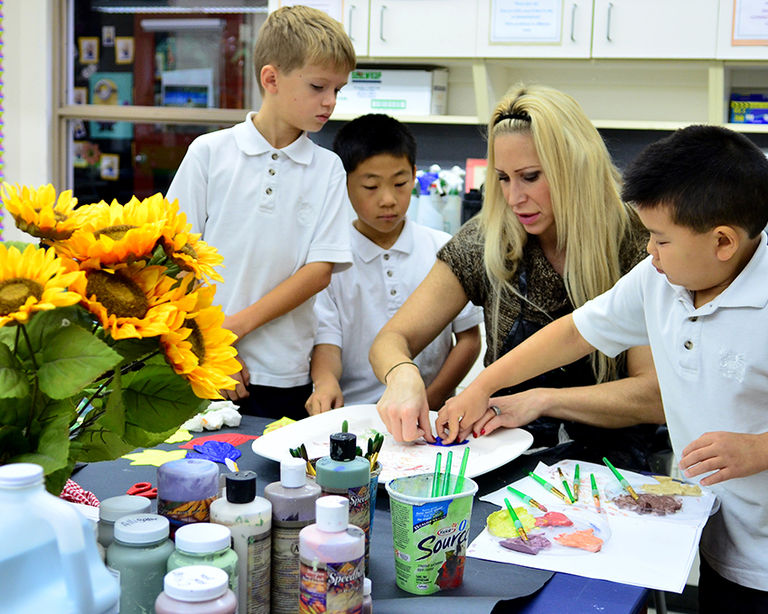 Junior Art Studio