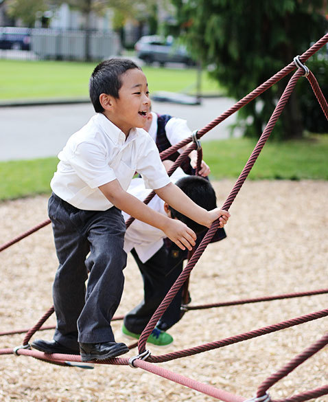 Our Playgrounds: The Key to Health & Wellness