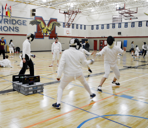 Meadowridge Fencers Shine at the Canadian Fencing National Championships