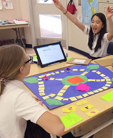 A Peek Into Grade 6: Global Economies & Board Games