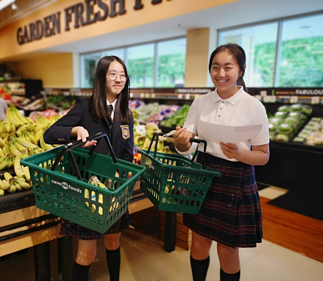 Paper or Plastic? How a Trip to the Grocery Store Is Teaching Grade 10 Students Eco-Consciousness